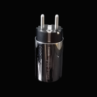 power connector silver shuko